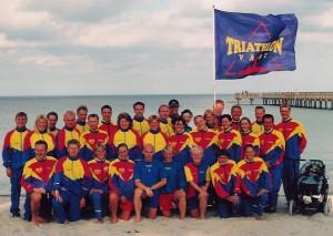 Triathlon Väst, Åhus 1999